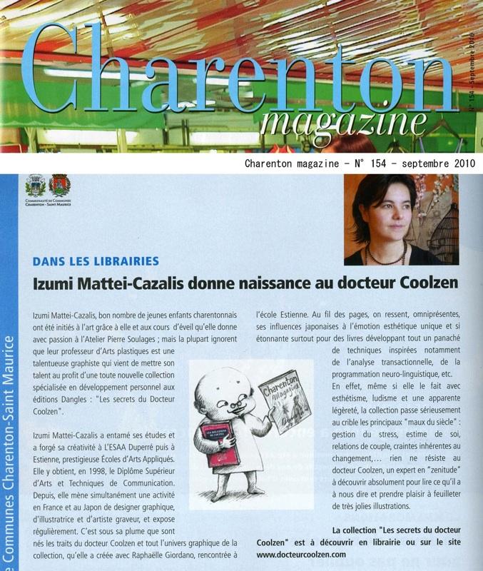 Charenton magazine - Septembre 2010