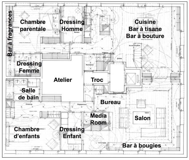 POP-UP STORE l'appartement français - DU 8 AU 31 DÉCEMBRE 201716 Bd des filles du calvaire 75011 Paris