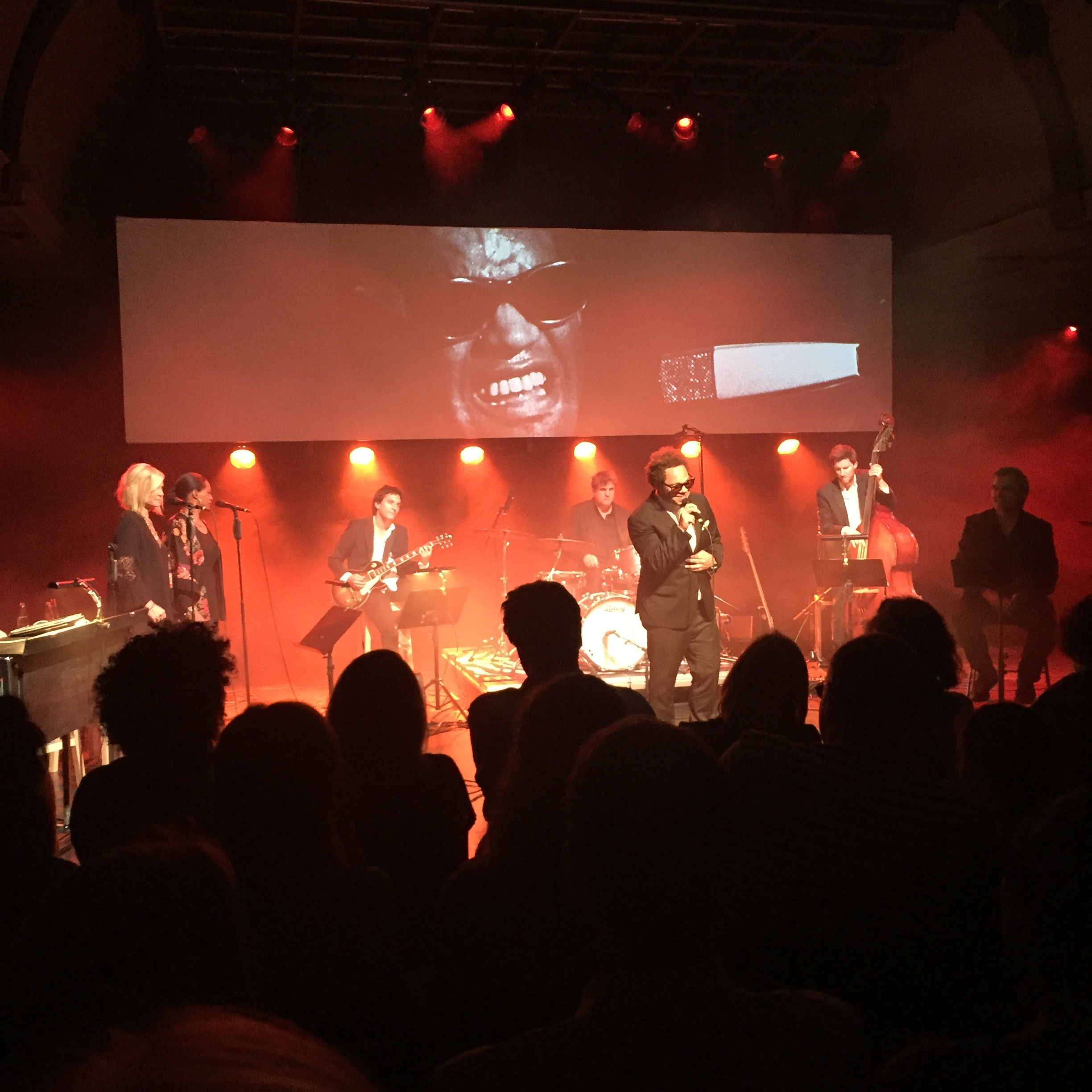 Tribute to Ray Charles im Theater Rigiblick