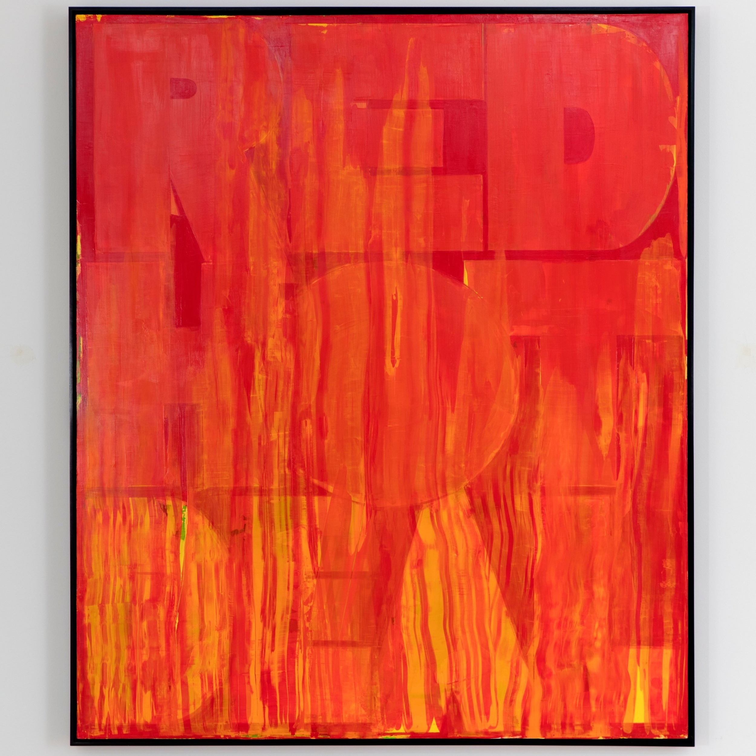 Image of  Red Hot Deal , 2012 by Kerry James Marshall Exhibited by Jack Shainman Gallery Basel Galleries | 2.1 | S25