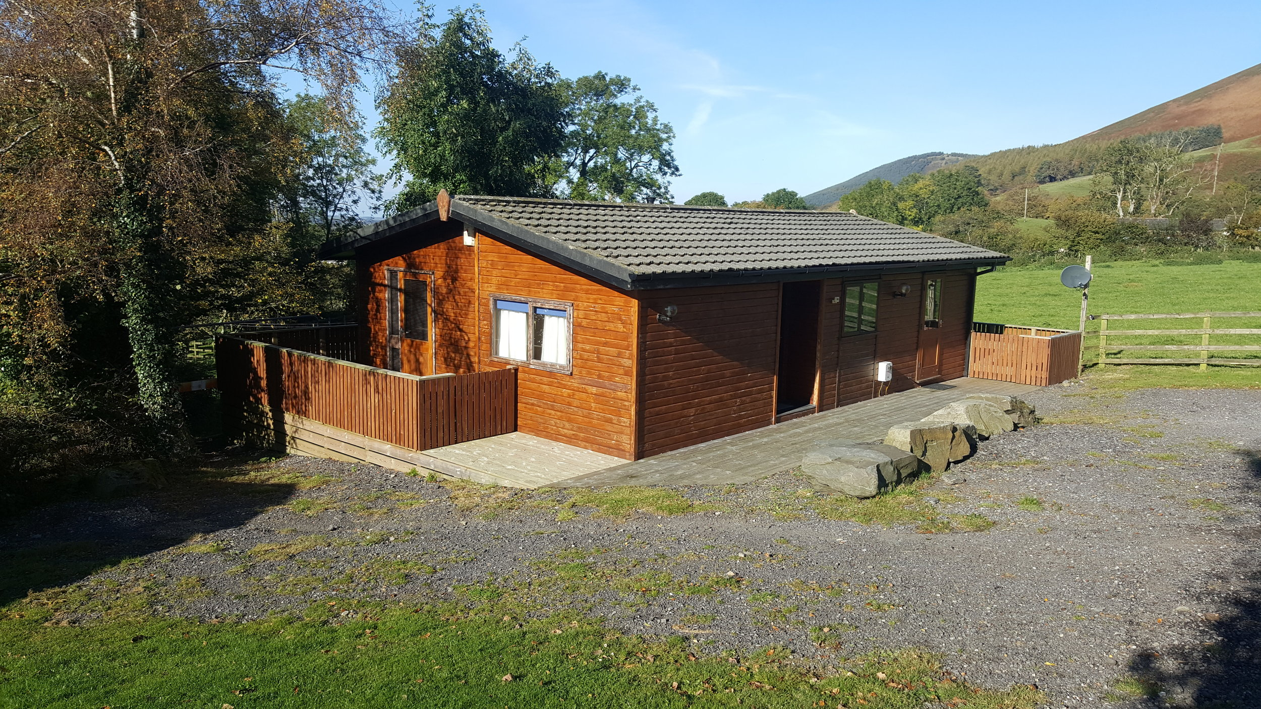 Lodge - Lorton Vale Caravans