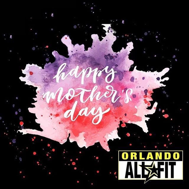 Happy #mothersday to all the moms and moms to be. Continue to enjoy free classes today on us. • • • #orlando #gymorlando #orlandoaf #orlandobusiness #orlandoblogger #orlandobungalower #centralfl #orlandofl