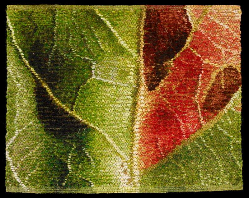 Kari's Leaf, Helena Hernmarck