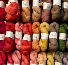 A Yarn Color Spectrum from AVFKW