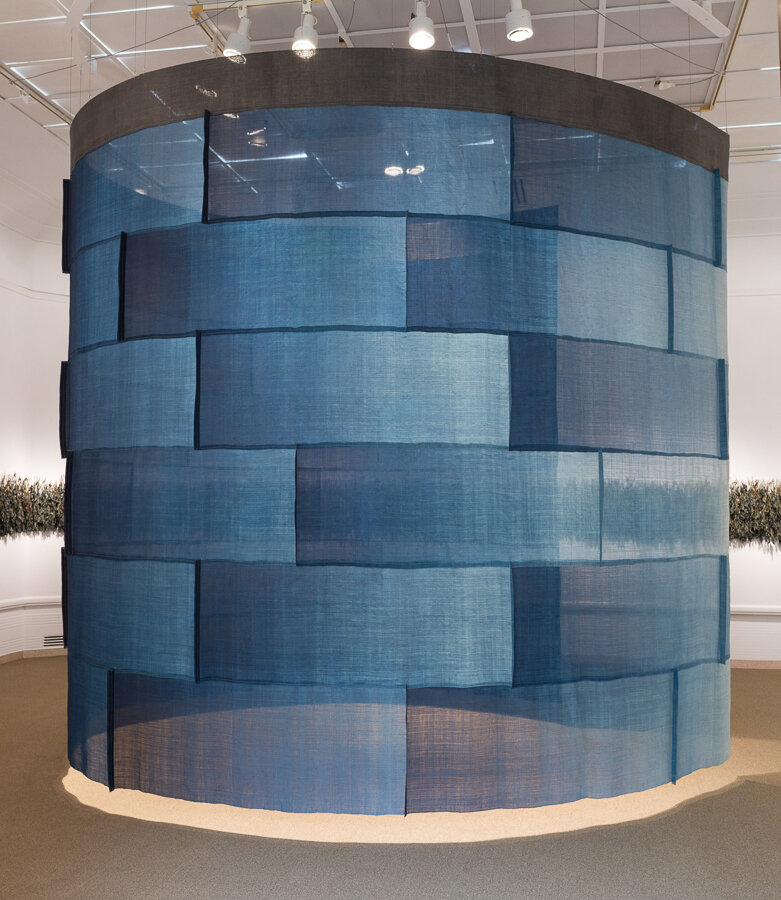 Rowland Ricketts;  Mood Indigo , Seattle Asian Art Museum