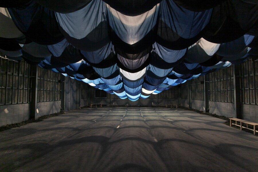 Rowland Ricketts;  I am Ai, We are Ai – Warehouse Installation