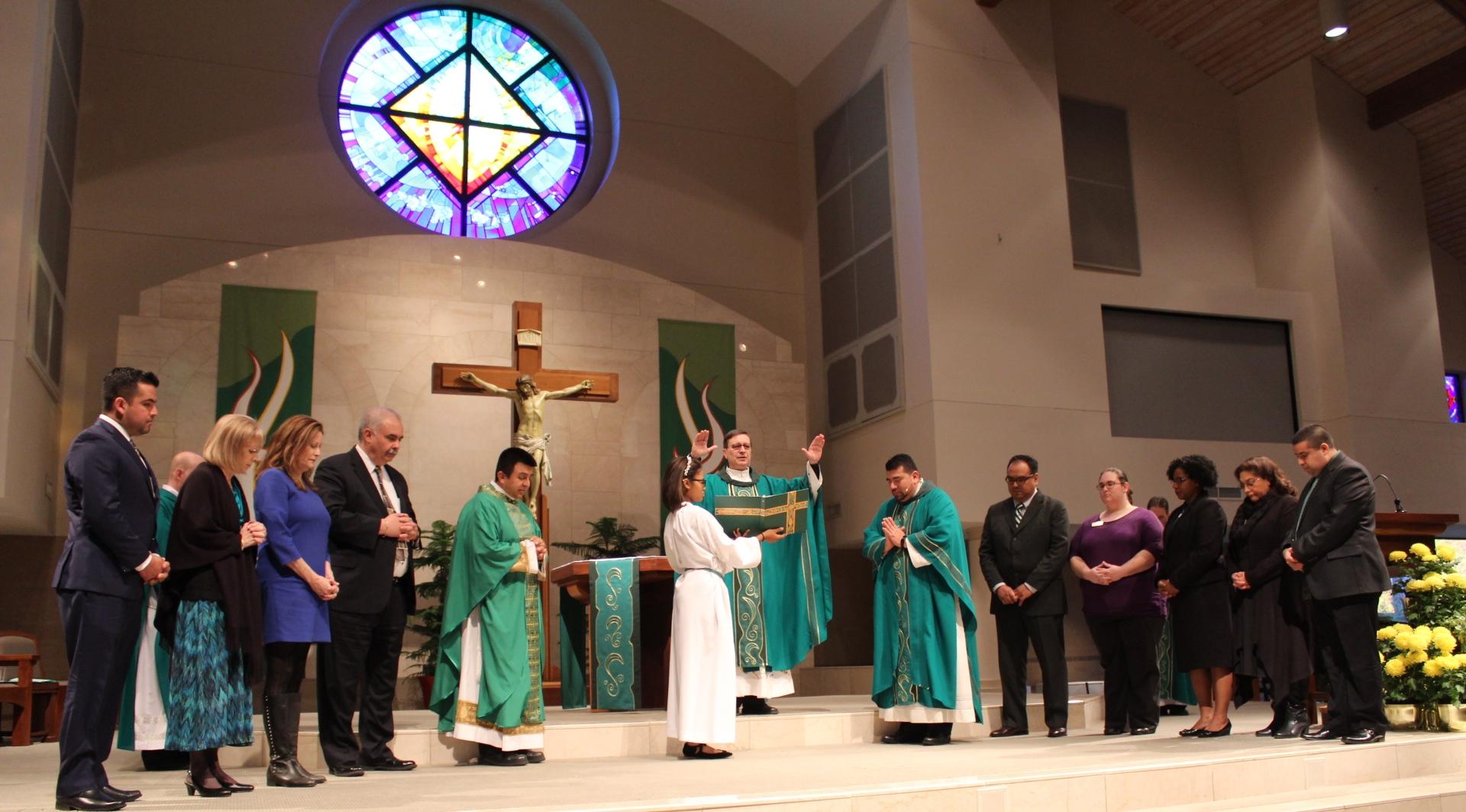 COVENANT RENEWAL MASS - JANUARY 26, 5:00 PM - MAIN CHURCH