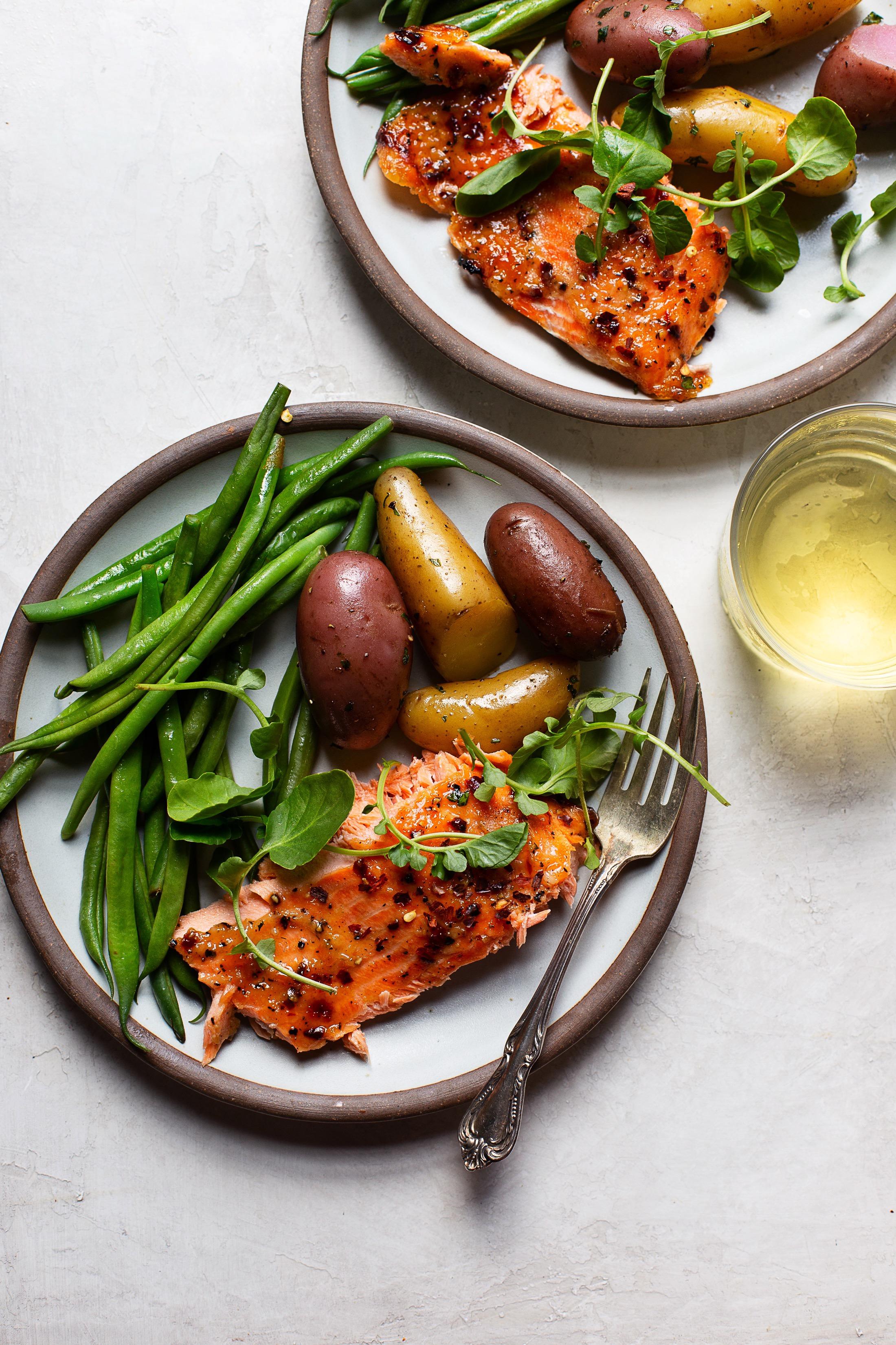 Plated Salmon.JPG