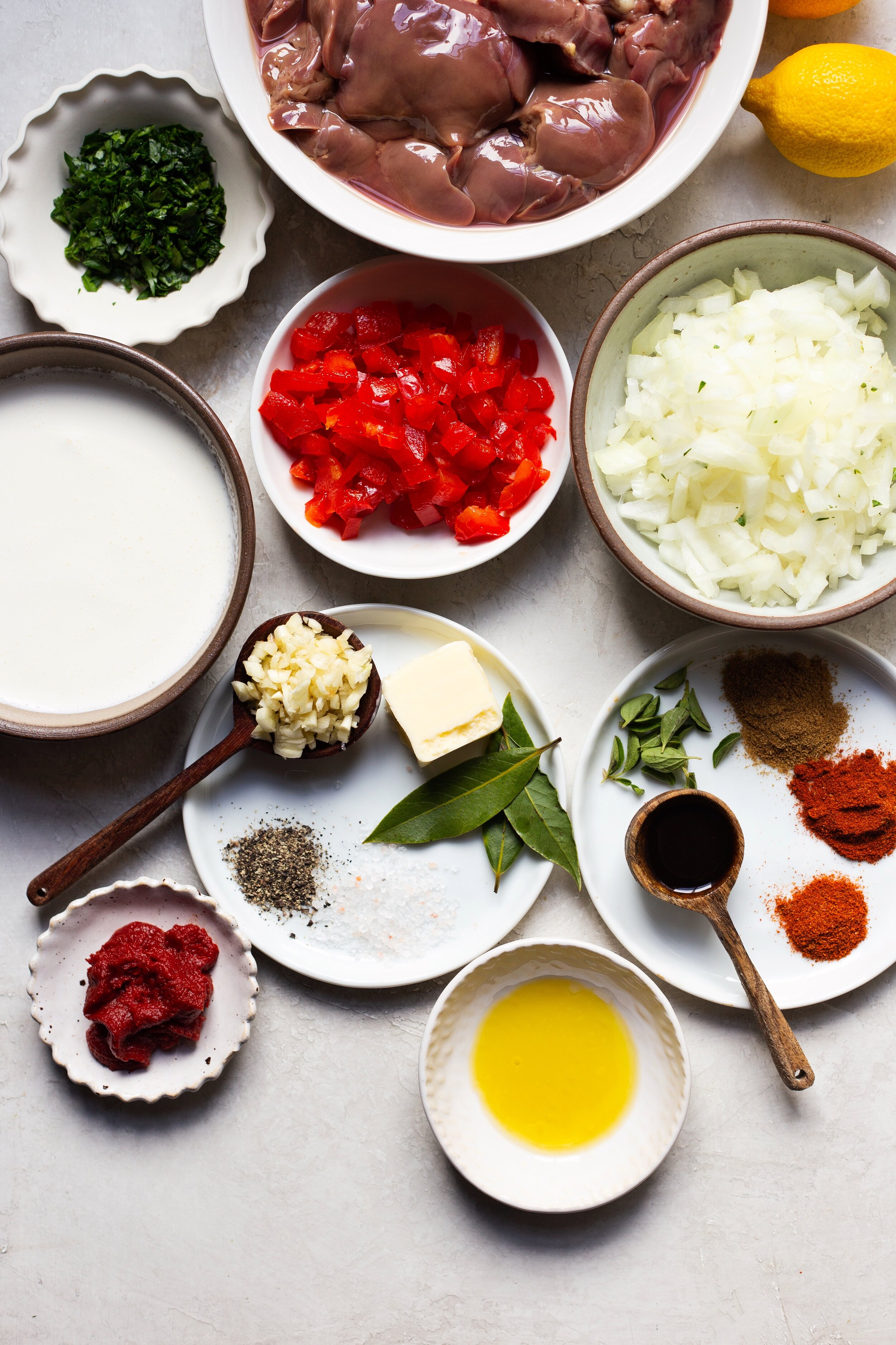 Chicken Liver Peri Peri Ingredients.JPG