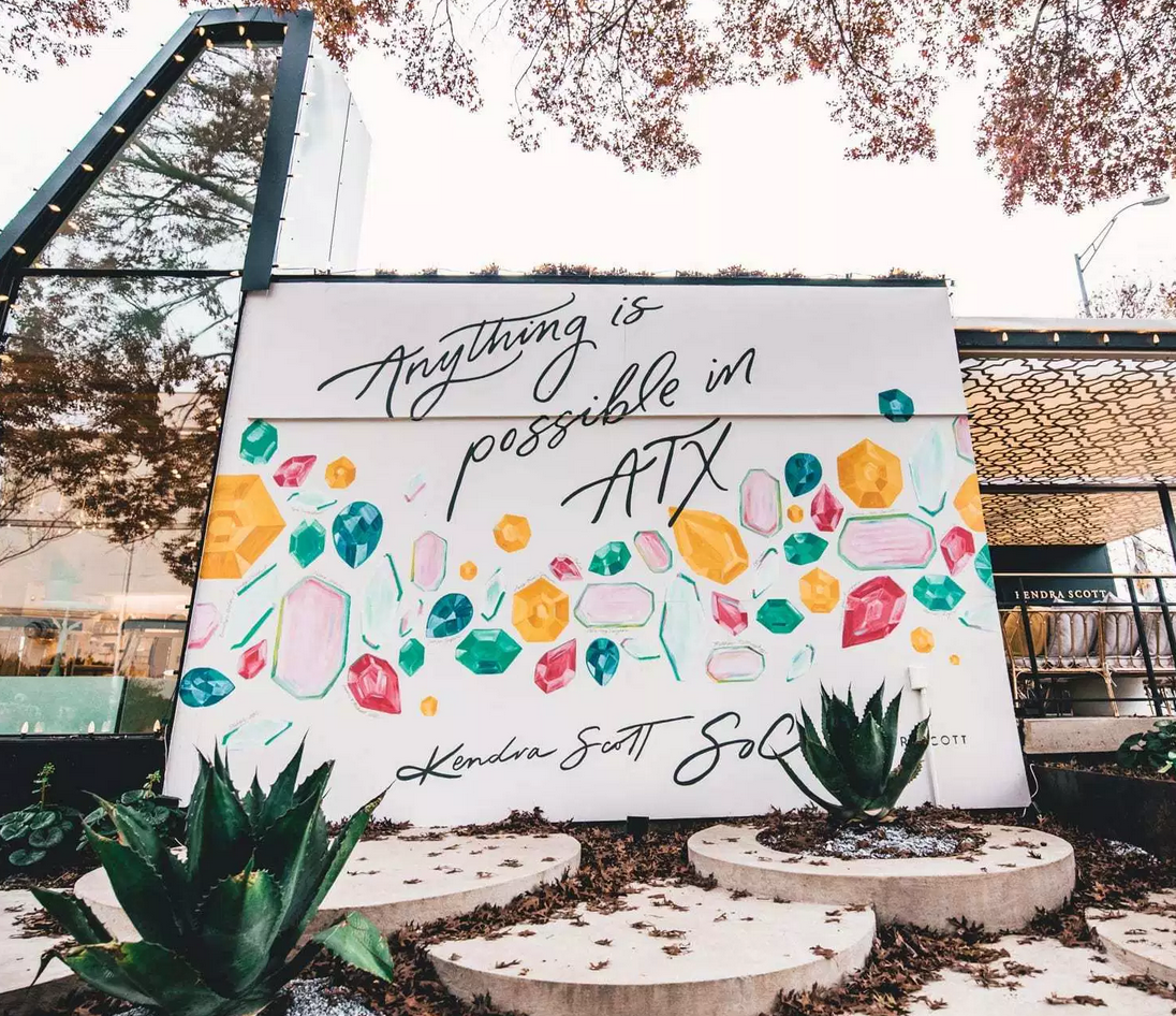 Anything is Possible in ATX, Kendra Scott