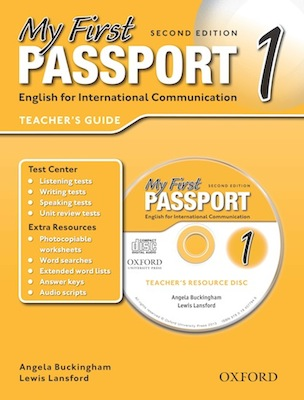 My First Passport Teacher's Book 1