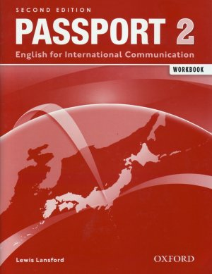 Passport New Edition Workbook 2