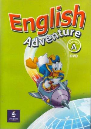 English Adventure DVDs
