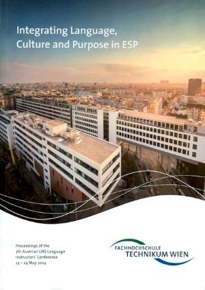 Integrating Language, Culture and Purpose in ESP