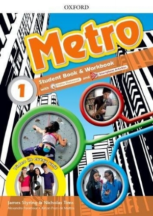 Metro Student Books Starter to 3