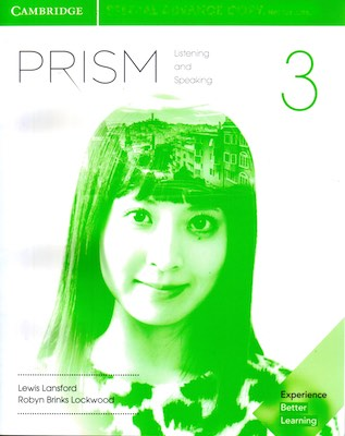 Prism Listening and Speaking 3