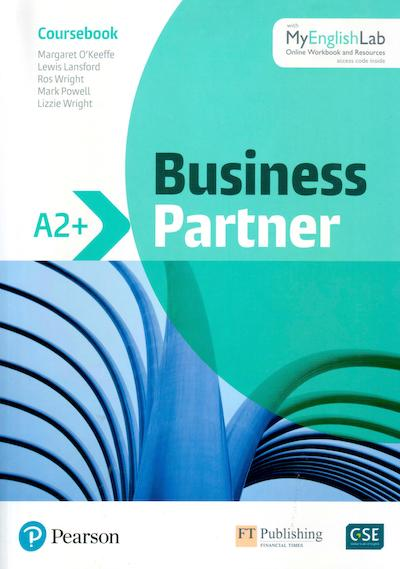 2019.  Four-skills business English and business skills course book  for Common European Framework (CEF) level A2+. Co-authors: Margaret O'Keeffe, Ros Wright, Marek Powell, Lizzie Wright. Pearson Education.