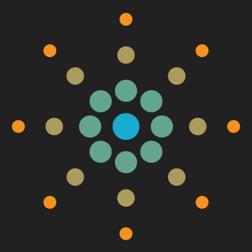 Modus Design Lab Case Study (work) – Jaslika Consulting logo symbol.