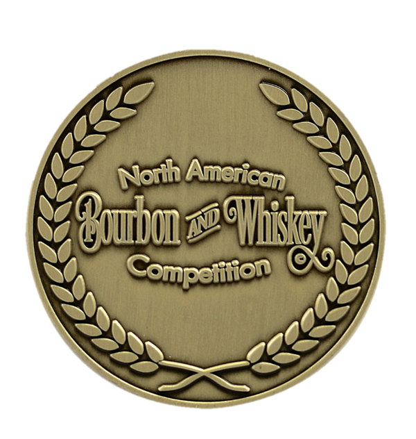 - 2017 North American Bourbon and Whiskey Competition Winner