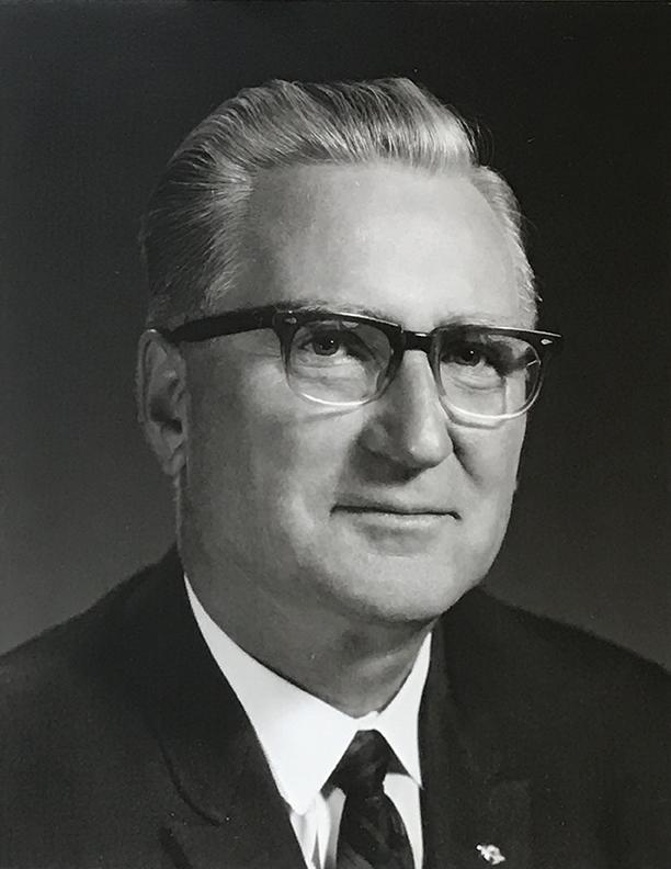 E. James Vernon – 1966-19  71