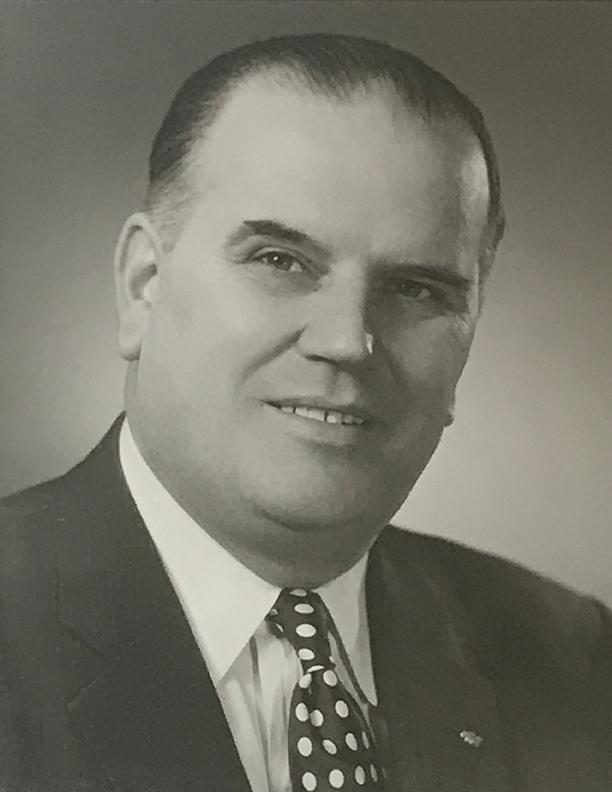 J.E. Bengert – 1952-1955