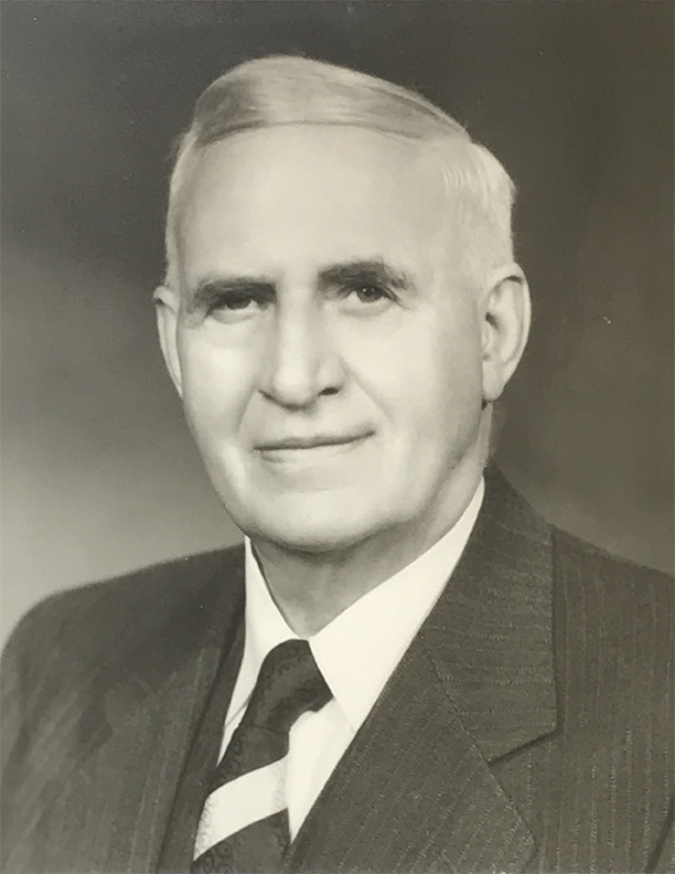 Adam Paterson – 1940-1949