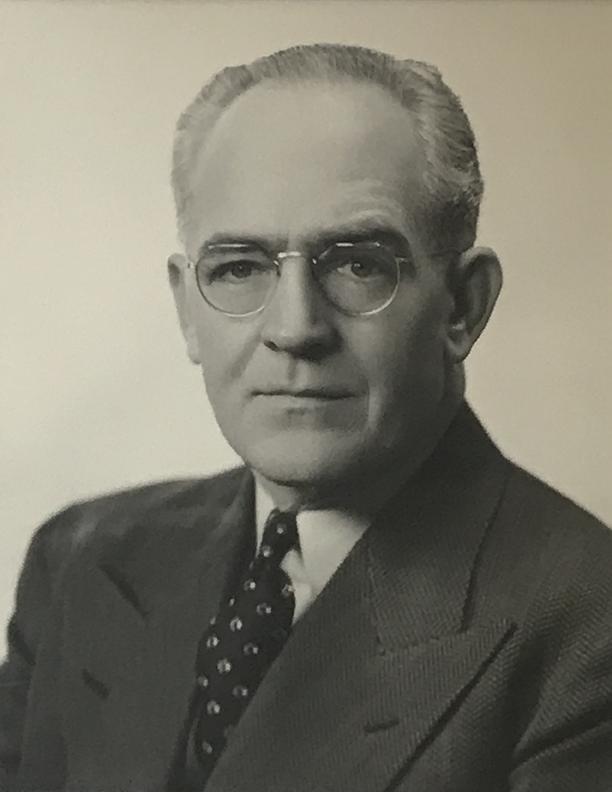B.M. Davis – 1937-1940