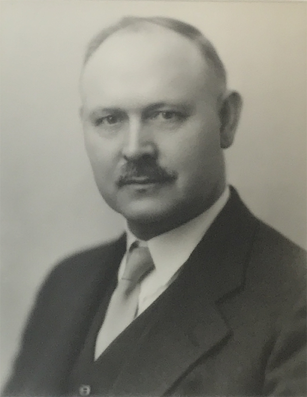 Kenneth Campbell – 1934-1937