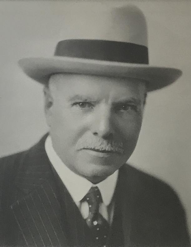 William Gilchrist – 1929