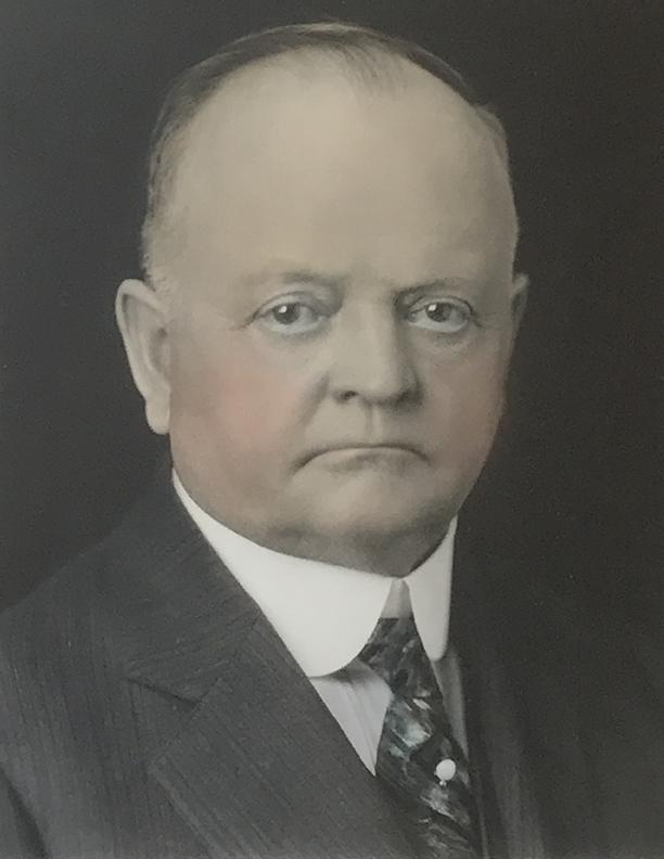 Lloyd R. Manly – 1927-1929