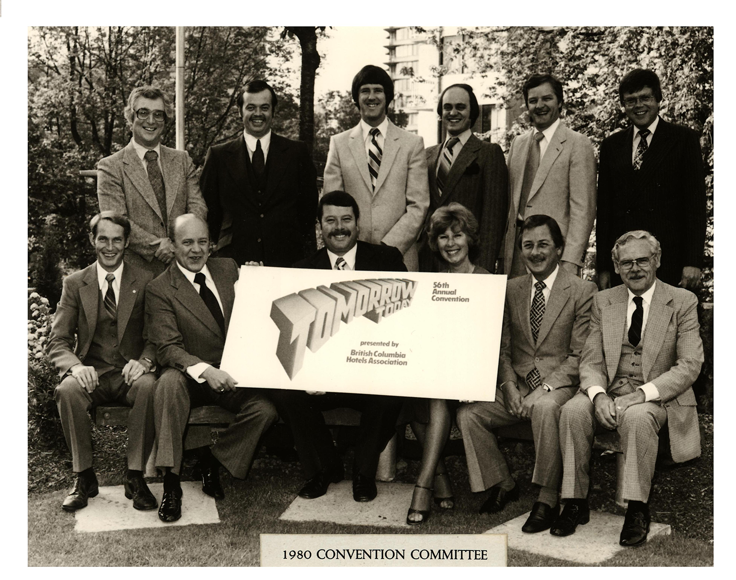 BCHA 1980 Convention Committee