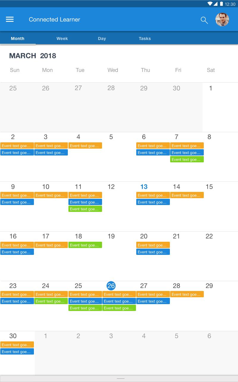 Calendar - expanded viewandroid calendar.png