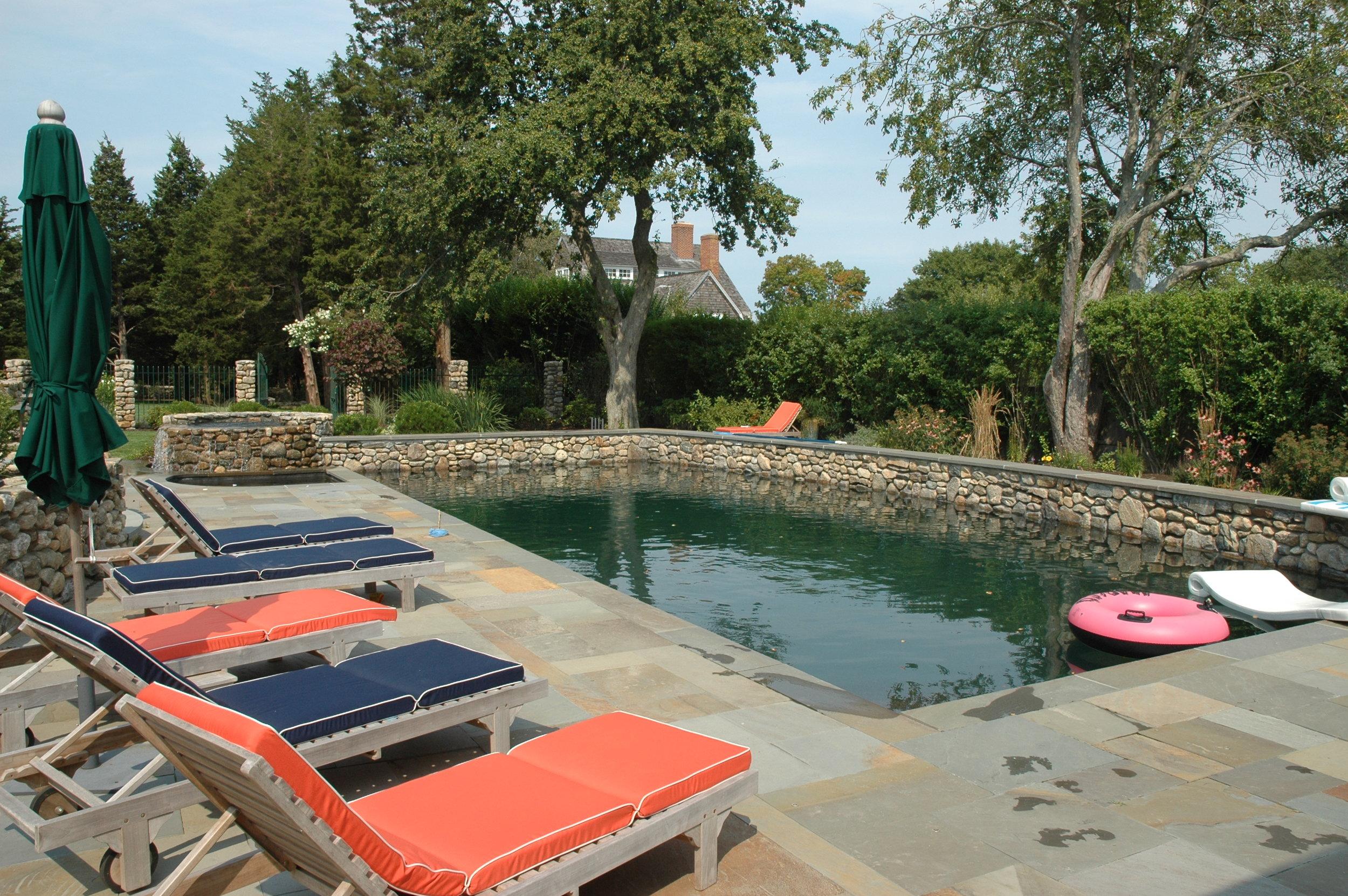 Pool Deck Wakefield, RI