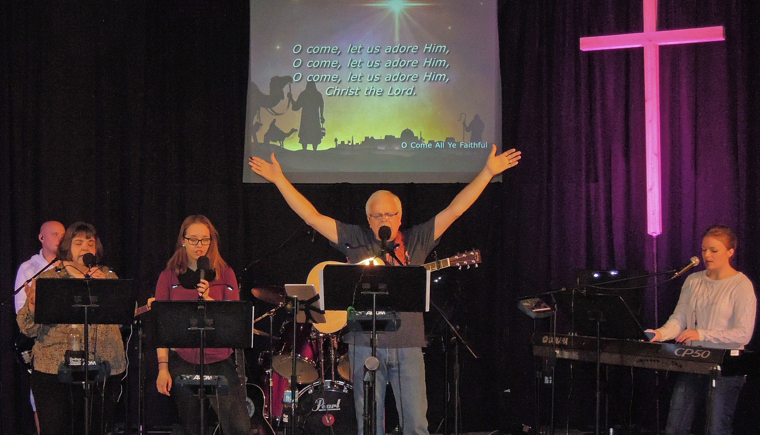 Teaching and Worship