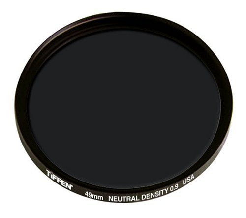 3-Stop Neutral Density Filter - $10