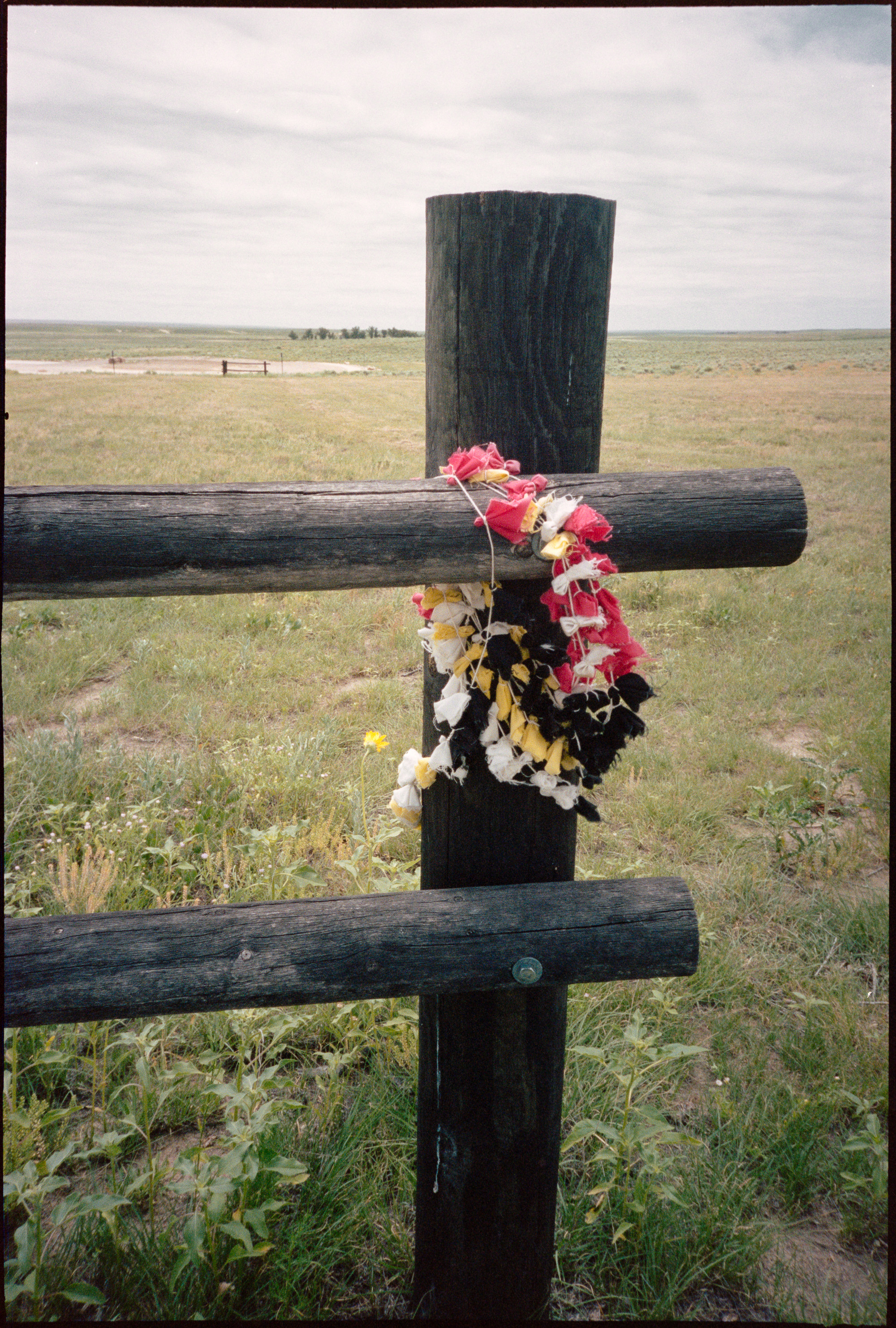 I highly, highly recommend visiting the Sand Creek Massacre National Historic Site if you get a chance. Extremely sobering and you'll likely have the whole place to yourself with options for free private tours by the park rangers.