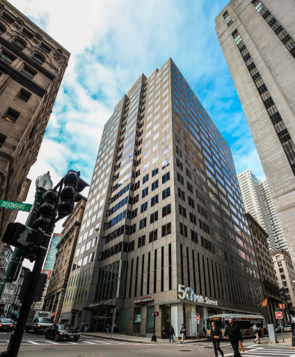 In the heart of the Financial District, home to our specialty communities.