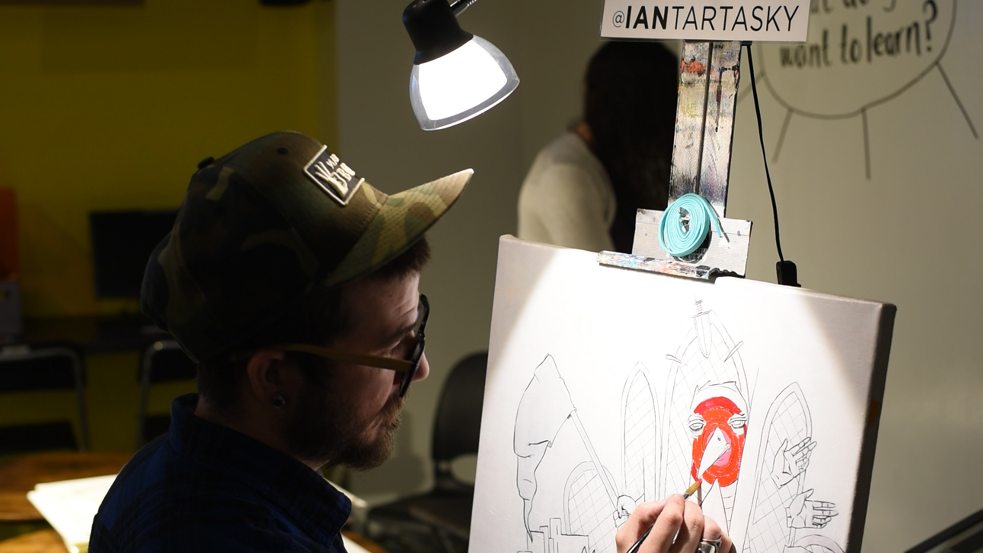 Live Art Event