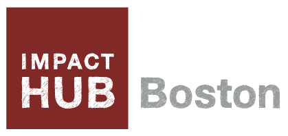 Impact Hub Boston  @ CIC Boston  Impact Hub Boston is a coworking space that inspires, connects and empowers its members to realize enterprising ideas for sustainable impact.