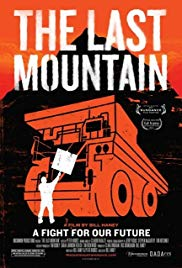 Producing  The Last Mountain  kicked off Eric Grunebaum's interest and career in the clean energy sector. Photo courtesy of IMDB.