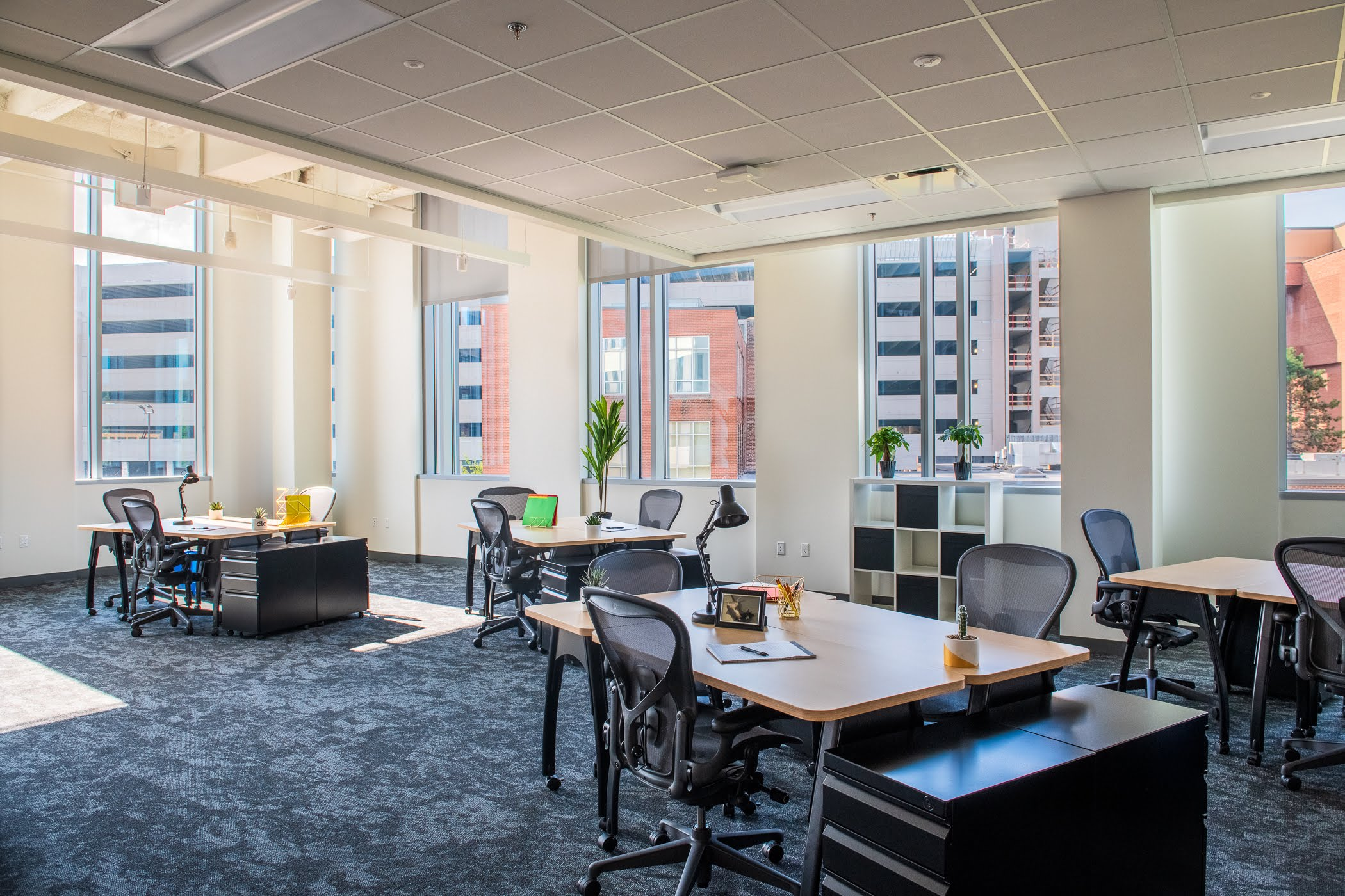 Space that grows with your business