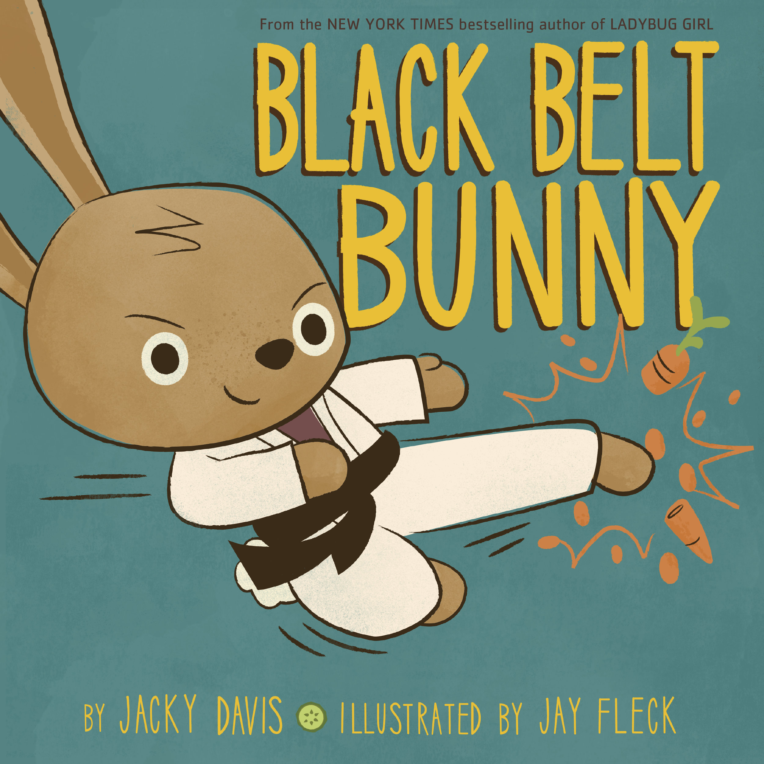 Black Belt Bunny - Black Belt Bunny is fast and strong and has seriously awesome moves—from front-kicks to back-flips to air-chops.READ MORE