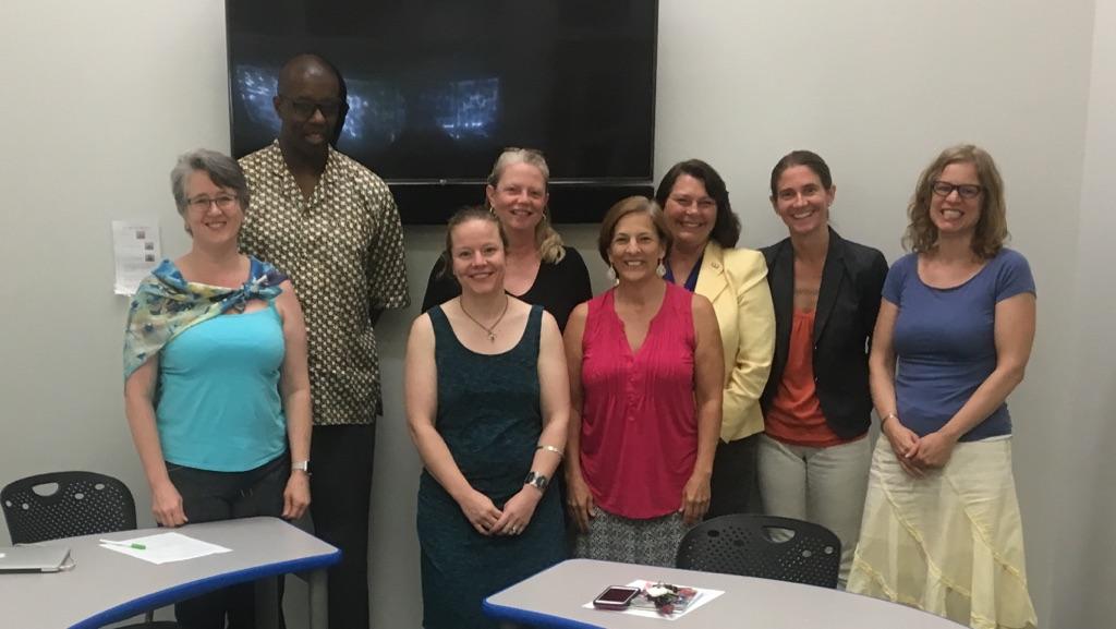 Praxis Group info session, Hanover VA