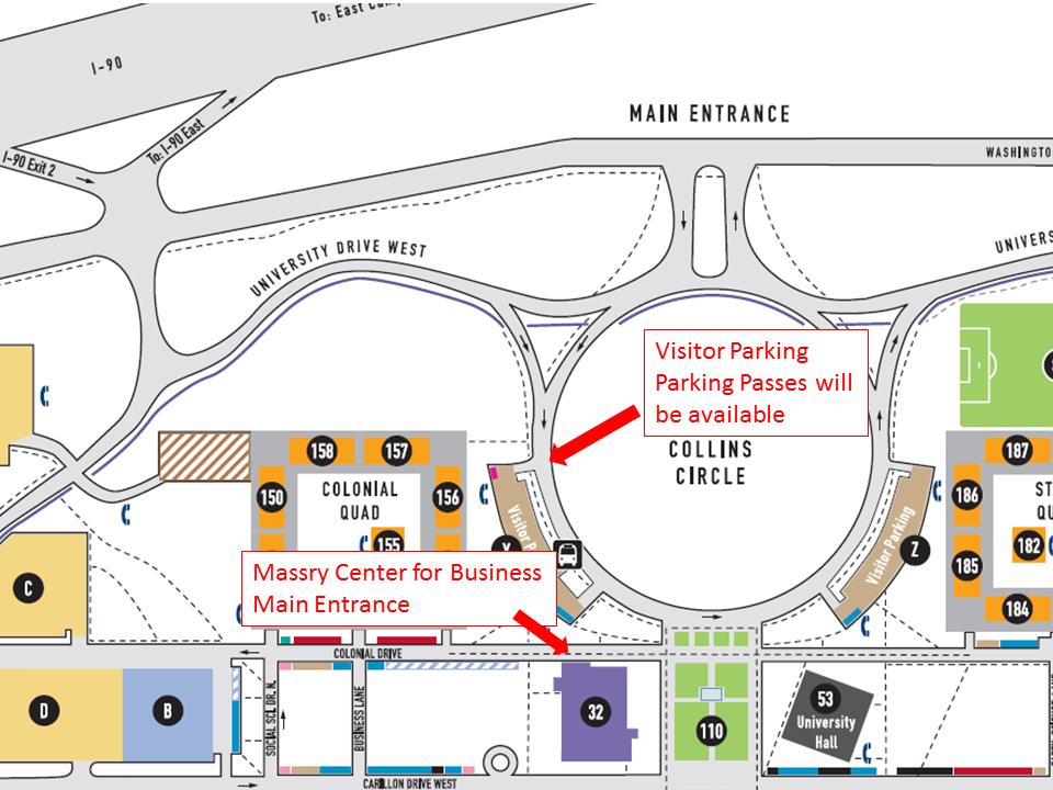 IMC at UAlb Parking Map.png