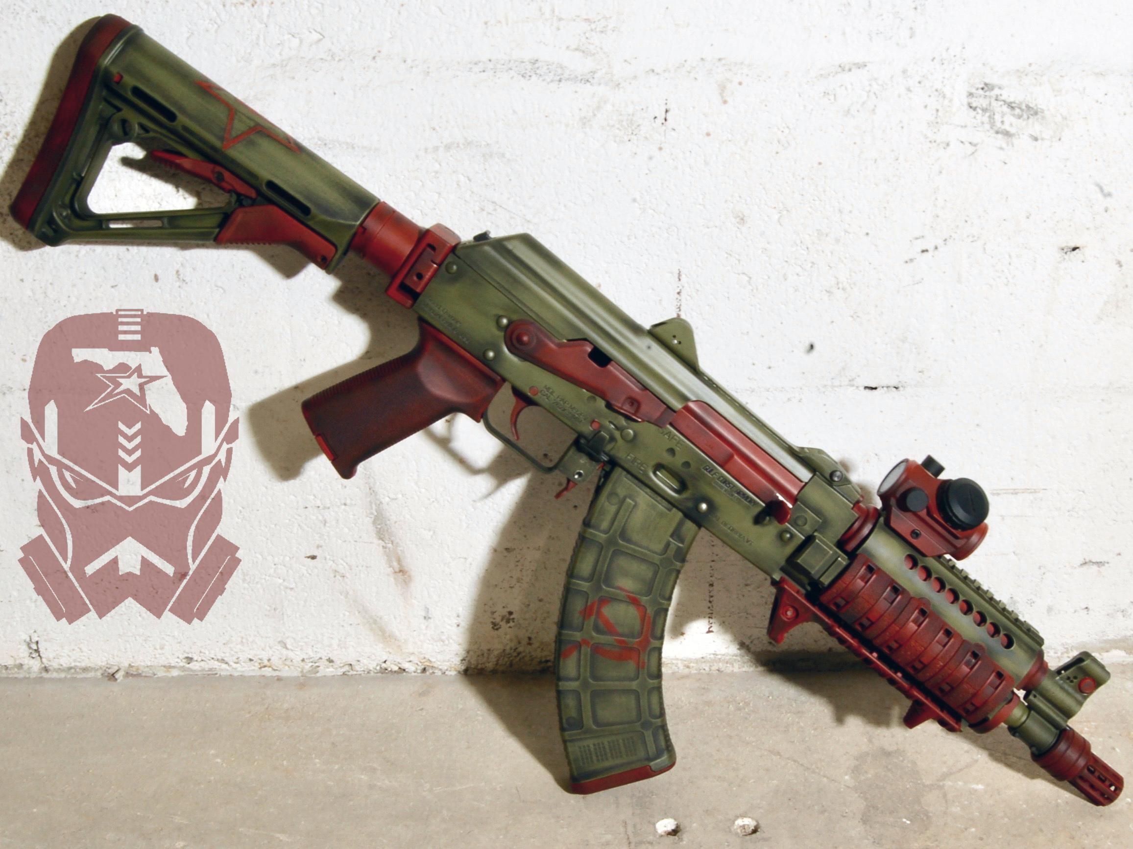 Spetsnaz AK 1