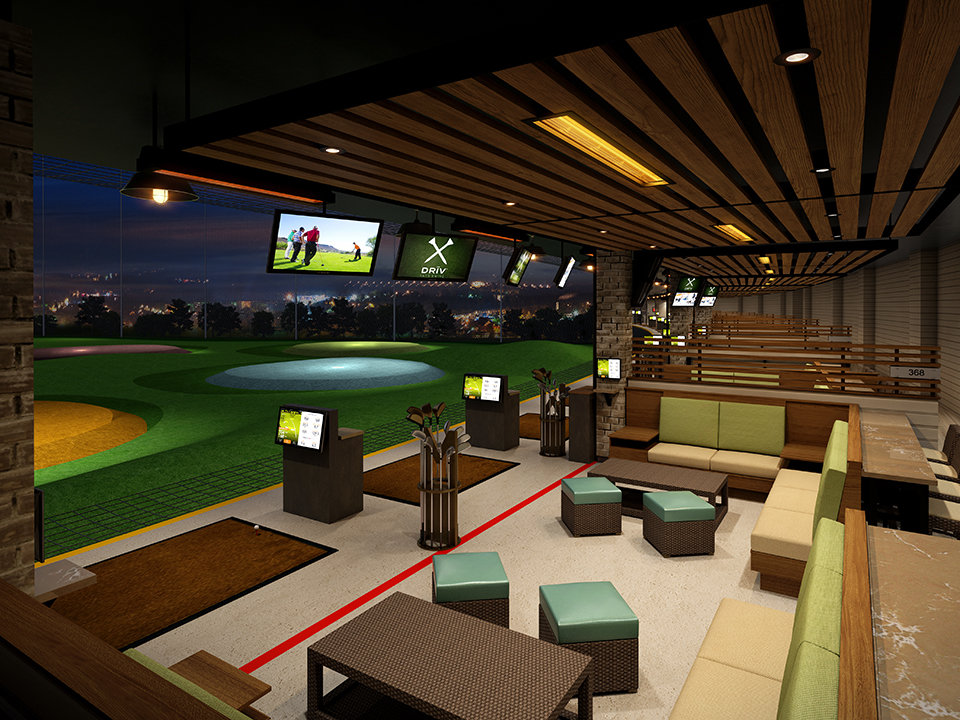 Open Bay Lounge