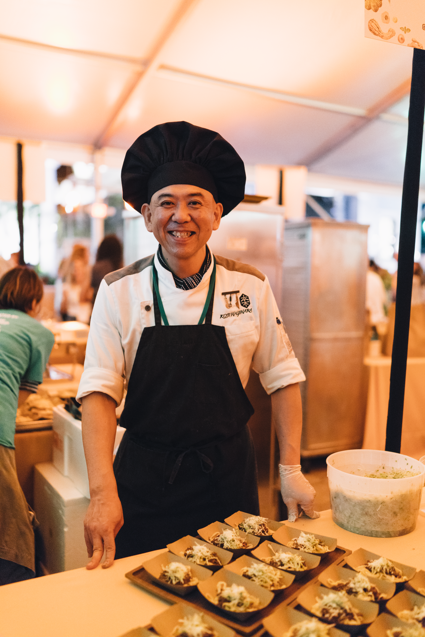 Meet local executive chefs and try their newest creations at the 23rd Annual Harvest in the Square.