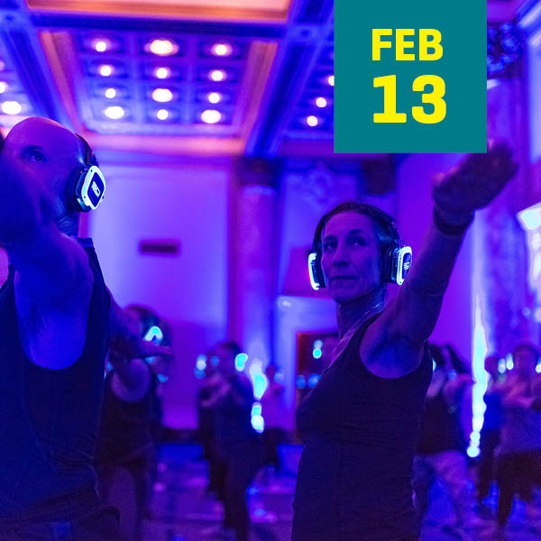 Closing Event: Sound Off™ Yoga  After a high-powered week of workouts meet us for Sound Off™ Yoga at the W New York - Union Square for one final sweat, raffle and celebration. Register on Wednesday, Jan. 31st. Cost: $20