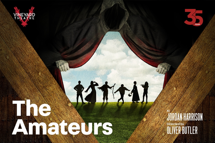 The Amateurs  at the Vineyard Theatre