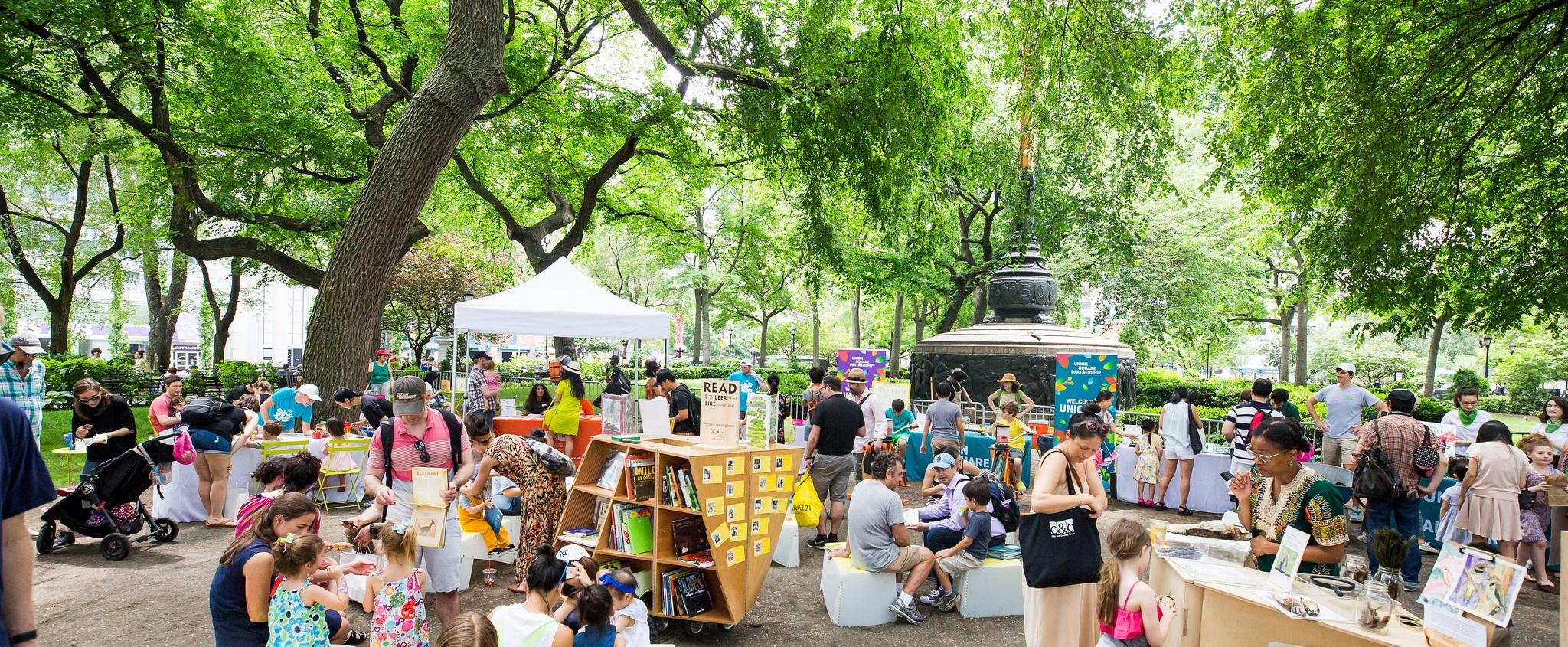 It's My Park! Day photo by Liz Ligon